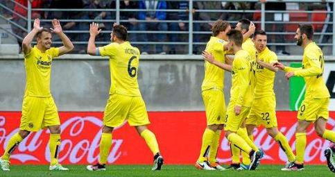 2020西甲38比利亚雷亚尔4-0埃瓦尔比赛回放
