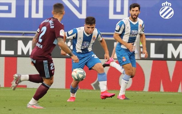 恩巴尔巴破门被吹,西班牙人0-0维戈塞尔塔