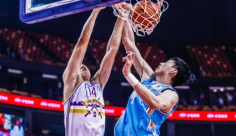 北控男篮发布对阵新疆赛前预热海报:敢梦敢拼