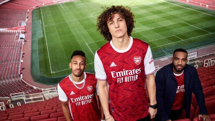 阿森纳2020-2021赛季主场球衣发布 阿森纳2021赛季球衣谍照