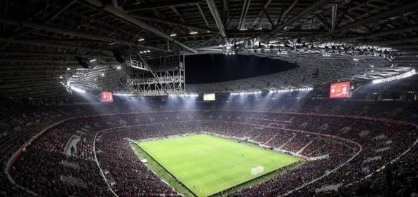 超级杯决赛将在布达佩斯举行 允许球迷入场引起各方不满