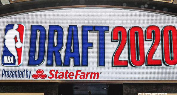 2020年NBA选秀大会暂定11月18日举办