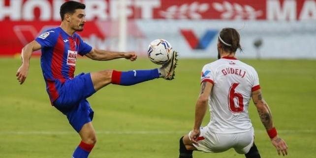 2020/21赛季西甲第8轮埃瓦尔对加迪斯战报
