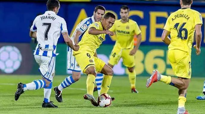 2020/21赛季西甲第8轮比利亚雷亚尔对巴拉多利德战报