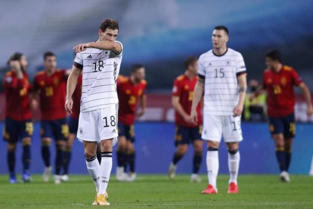 德国耻辱一战 惨遭西班牙6:0血洗
