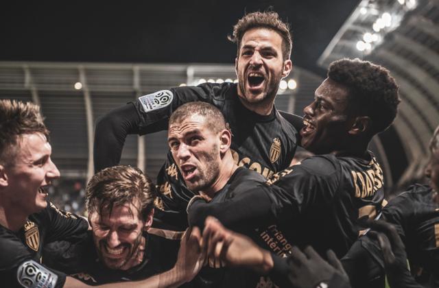 93分钟2-1绝杀 摩纳哥飙升法甲第5 离欧冠区仅仅