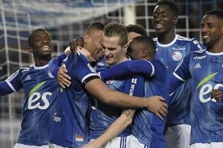 斯特拉斯堡连胜 积分至法甲第六