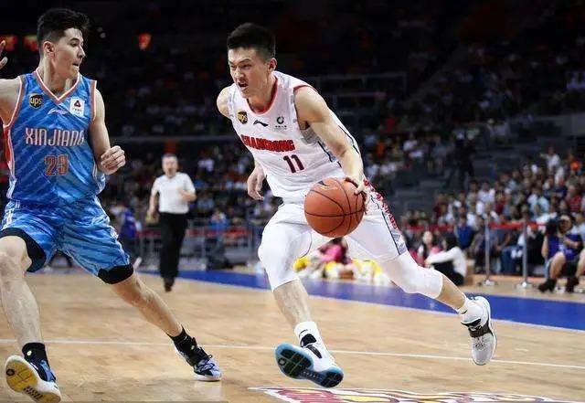 广东男篮尚有王牌在手 卫冕有望