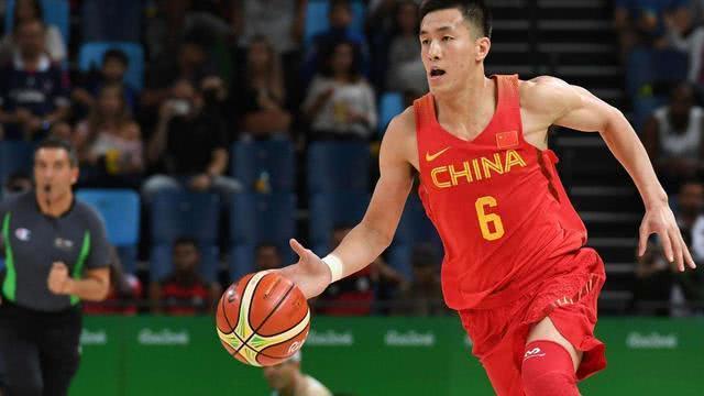 郭艾伦是否再入国家队 为中国男篮征战多年