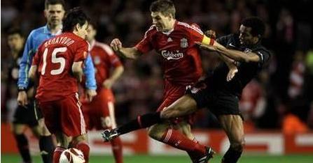 利物浦是近10年唯一主场赢过马竞的英超球队