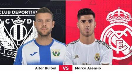 阿森西奥助力皇马夺冠 西甲联盟筹得14万欧善款
