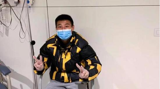 武磊将参加西甲慈善云演唱会:高兴能为抗疫做