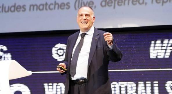 西甲主席表示就算赛季取消 也会有升降级 西班牙