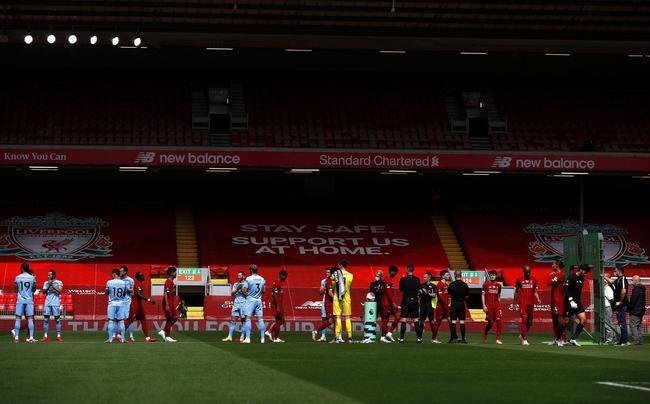 利物浦首次主场战平,利物浦1∶1伯恩利