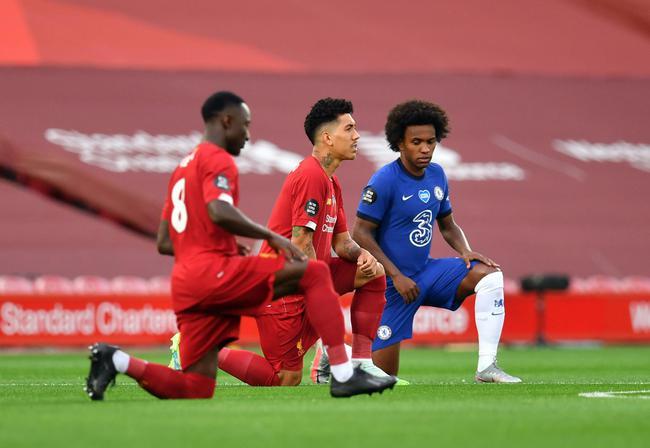 2019/20赛季英超第37轮利物浦对战切尔西战报 7月