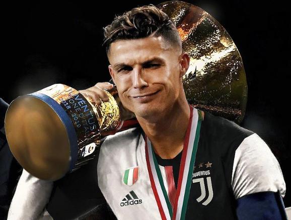 C罗收获第32冠,但梅西已拿下36冠!到