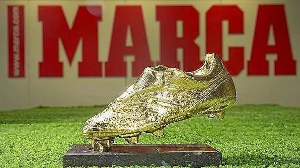 欧洲五大联赛射门效率排行榜TOP10:梅西C罗仅仅
