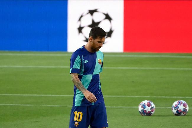 2020欧冠1/8决赛巴塞罗那3-1那不勒斯比赛回放