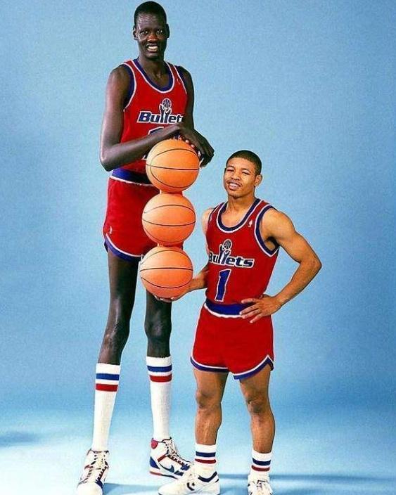 NBA最高的球员前十 NBA最高的球员排名