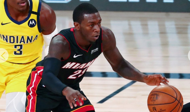 NBA2020季后赛热火vs步行者第一场比赛战报