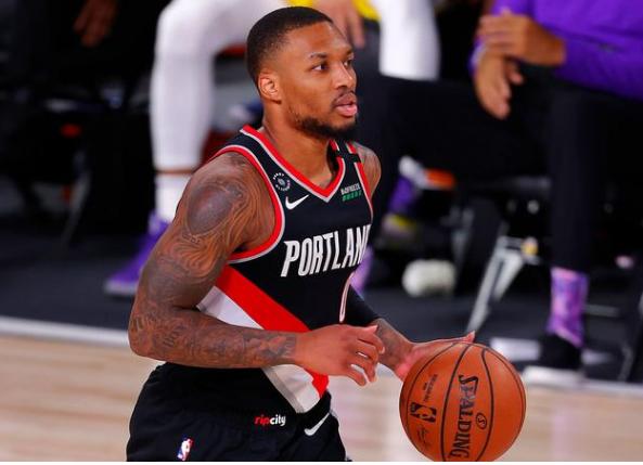 NBA2020季后赛开拓者vs湖人比赛录像 NBA季后赛8.1