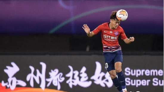 重庆当代对阵石家庄永昌赛后采访 张外龙表示打
