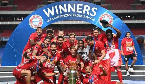 2020拜仁是第几次欧冠夺冠 拜仁拿过几次欧冠冠军