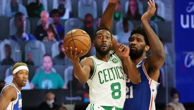 NBA2020季后赛凯尔特人vs76人第四场比赛战报