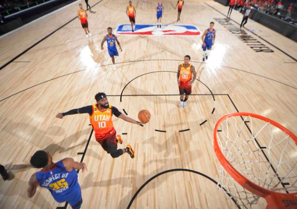 NBA2020季后赛爵士vs掘金比赛录像 NBA季后赛8.24比赛