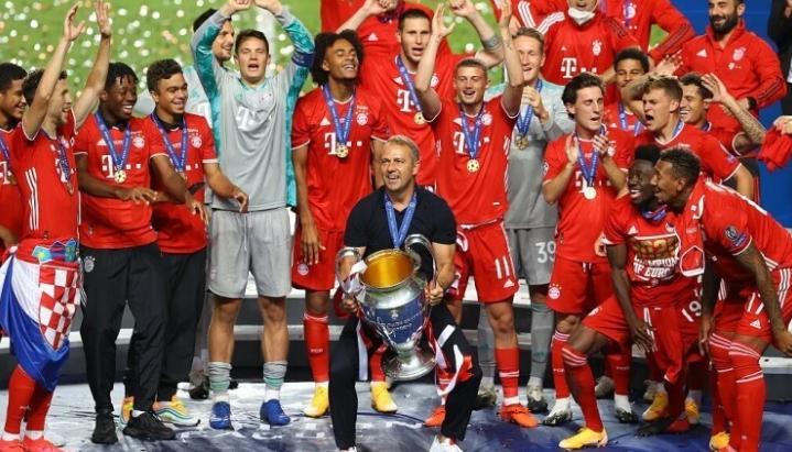 拜仁三冠王是哪三冠 拜仁夺冠2020