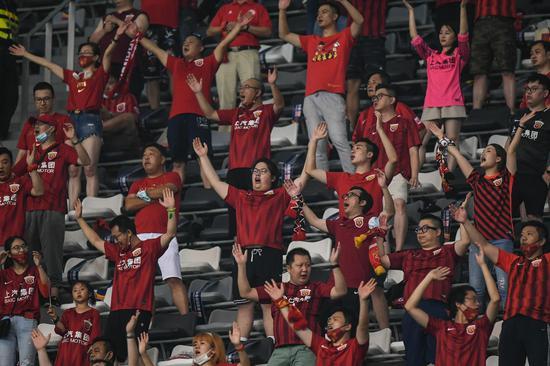 中超第九轮广州恒大对战广州富力球迷可参与 仅