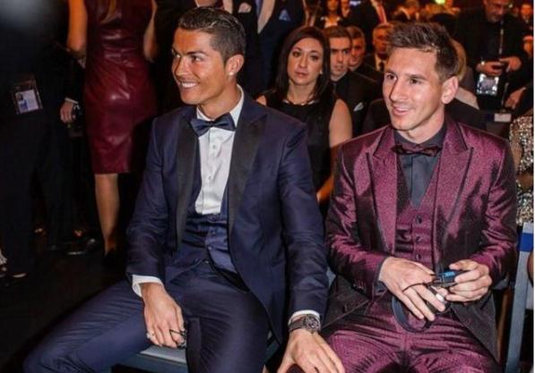 年度最具商业价值的运动员榜单 梅西第一C罗第二