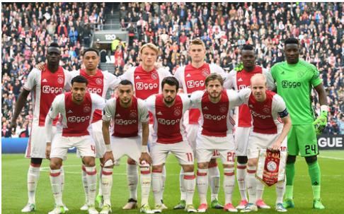 2020-2021阿贾克斯欧冠小组赛赛程