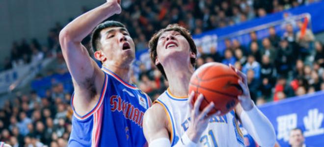 福建男篮发布对阵四川男篮的赛前预