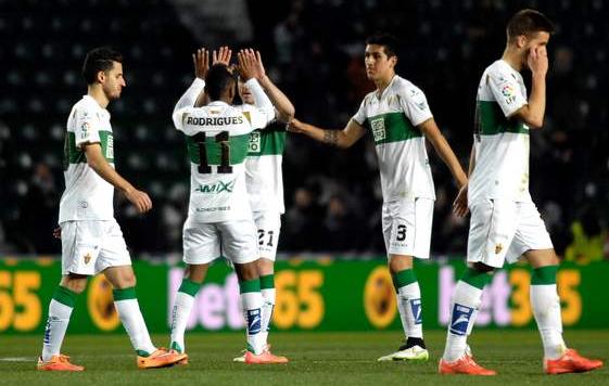 2020/21赛季西甲第7轮埃尔切对瓦伦西亚战报